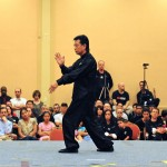 Masters demonstration Master Calvin Chin