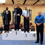 Top Lei Tai school winners: Richard Lee East-West Kung Fu, Western Hills, U.S. Kuo Shu Academy