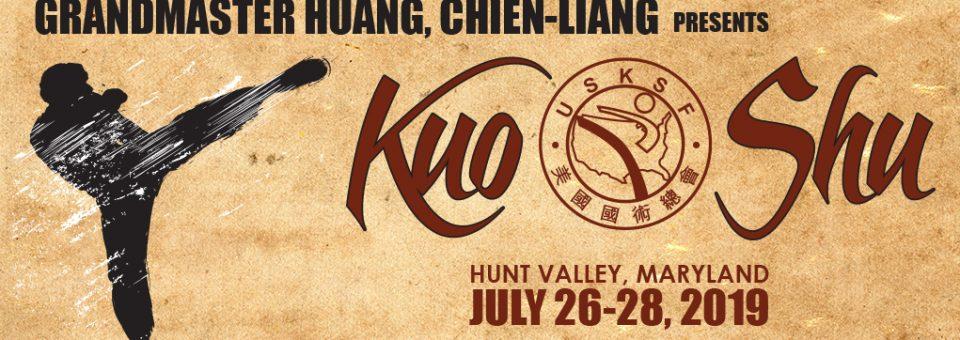 U.S. International Kuo Shu Championship Tournament